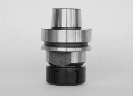 High precision collet chuck - hsk shank