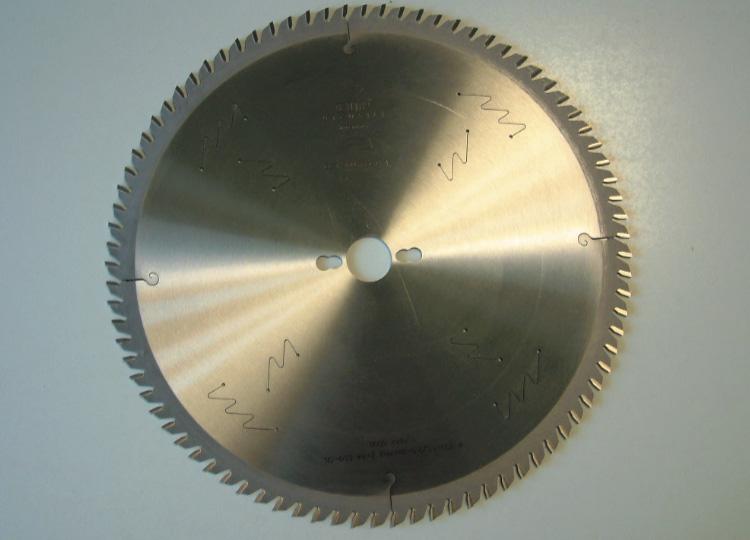 Lama circolare per tagli di cornici - coated