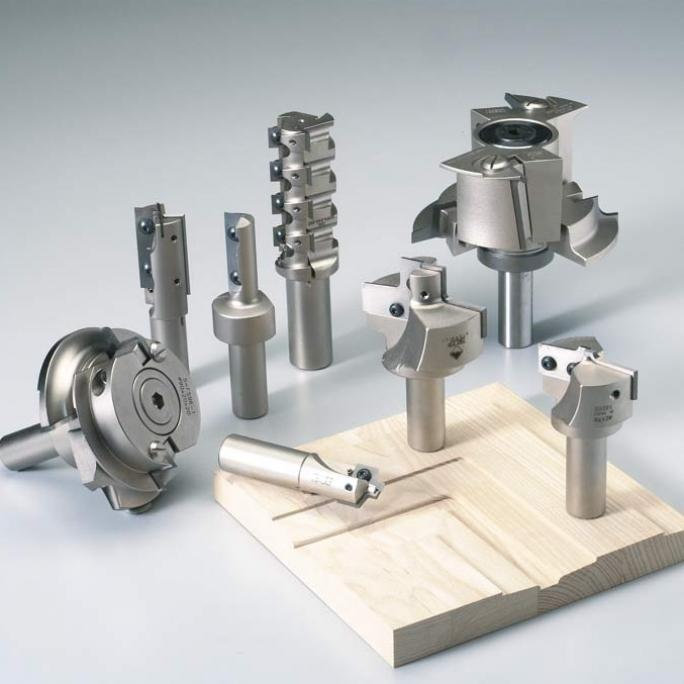 Utensili di precisione per macchine CNC